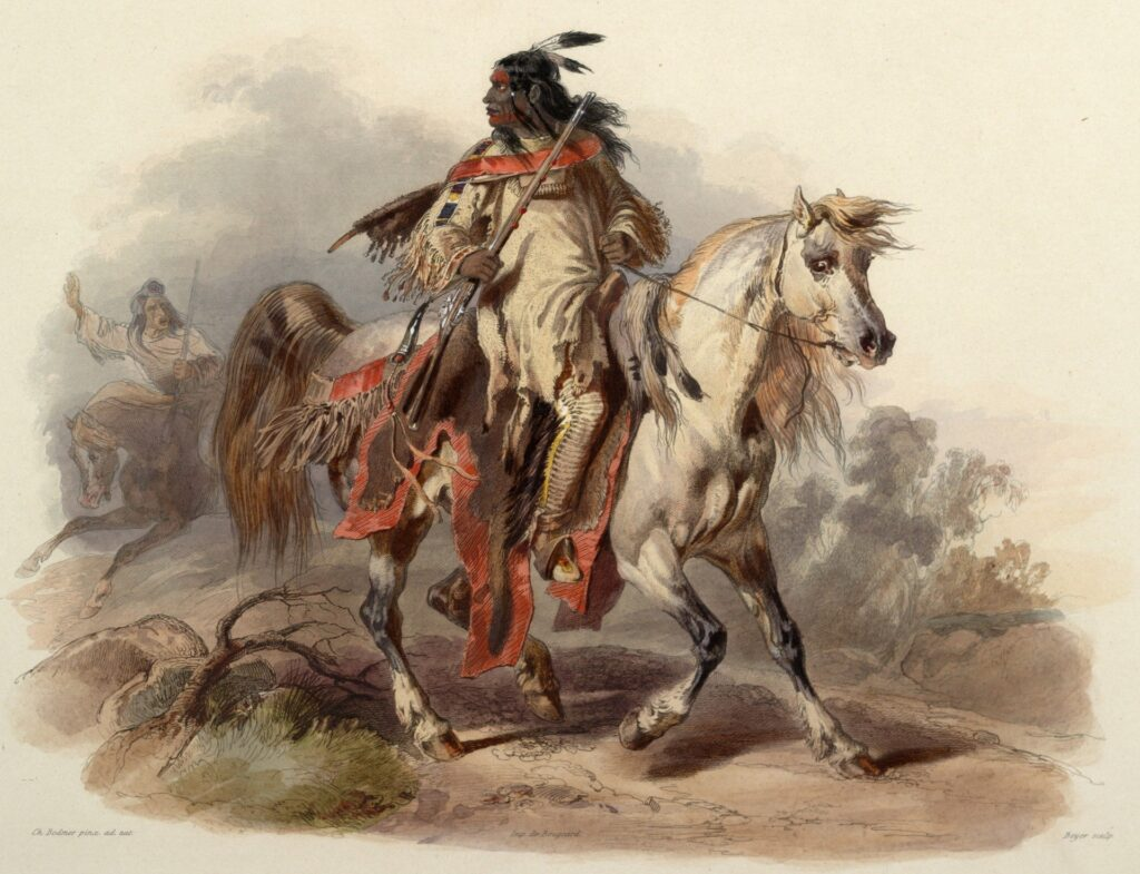The Three Major Oscillations of Life - Native American Indian